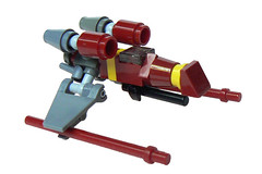 Incom V-71 (Erunaamo) Tags: starwars lego space scifi moc incom