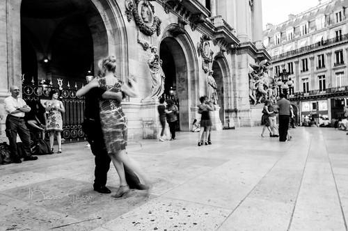 Tango all'Opéra Garnier