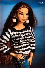 Isha (astramaore) Tags: india beauty fashion toy glamour doll longhair scene lips full hazeleyes royalty isha stealer fulllips fashionroyalty etchnic