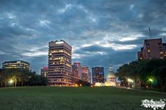 DT St. Louis (ahaimerl) Tags: park sunset buildings landscape nationalpark nikon midwest arch dusk stlouis wideangle jefferson d90 dtowntown