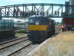 Cobh 20th July 2013 (andy43167) Tags: trains cobh irishrail generalmotors 071class