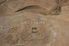 Shara Village 19 (Dhor) (APAAME) Tags: arnas64 ayltorasannaqabarchaeologicalsurvey baytabūtāyih jadis1994001 khaddūreast khirbetdor megaj8905 pleiades:depicts=746757 aerialarchaeology aerialphotography middleeast airphoto archaeology ancienthistory