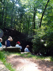 DSC09279 (JR the Otter) Tags: mammothcavenationalpark historicentrance historictour