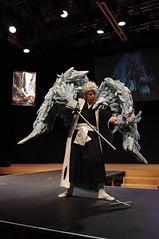 IMGP4820 (@MangaChild) Tags: costume cosplay bleach hitsugaya bankai mangachild eurocosplay ayacon2013
