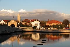 nin  ✿ (cyberjani) Tags: sea nin adriatic dalmatia