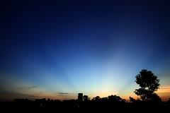 2013-09-07 18.18.20 (pang yu liu) Tags: sunset night nice scenery glow dusk daily clear 09  sep pate  yzu    2013