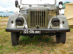 "UAZ-69 (8) • <a style=""font-size:0.8em;"" href=""http://www.flickr.com/photos/81723459@N04/9694343918/"" target=""_blank"">View on Flickr</a>"