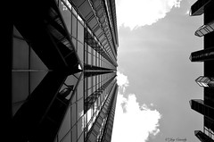 Another in the 'Looking Up' series from PPG Place - Pittsburgh, PA (JayCass84) Tags: camera sky blackandwhite bw building beautiful architecture clouds skyscraper buildings photography photo blackwhite flickr pittsburgh skyscrapers pennsylvania awesome lookingup lookup pgh 412 burgh urbanarchitecture steelcity cityarchitecture instagram instagramapp