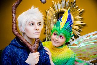 Rise of the Guardians ACen 2013 RotG Group Jac...