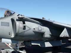 "McDonnell AV-8B Harrier II Plus(8) • <a style=""font-size:0.8em;"" href=""http://www.flickr.com/photos/81723459@N04/9995980603/"" target=""_blank"">View on Flickr</a>"