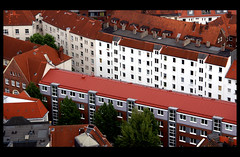 Urban (little_frank) Tags: life road street new city uk houses windows roof red urban panorama white color detail building geometric up lines architecture modern composition facade germany de design town construction europe apartments cityscape colours view geometry top contemporary stripes hamburg over style palace row minimal line flats human condo german stadt area quarter marco borough blocks block geometrical colourful simple mitte architettura condominium landart urbane quartier modernity observing edifice franchino bezirke stdtischen littlefrank stadtteile marcofranchino