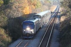 Amtrak bonanza (MILW157) Tags: road track pacific sub 7 rail canadian double amtrak empire cp watertown builder bobolink reesville