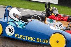Electric Blue from Abbotsholme School / Greenpower National Finals 2013 at Goodwood (mattbeee) Tags: students race siemens engineering racing ev national finals 16 schools engineer electriccar iet greenpower 2013 fracmo greenpowerevent:venue=goodwood greenpowerevent:eventtype=racing greenpowerevent:greenpower=true greenpowerevent:date=20131013 greenpowerevent:race=iet