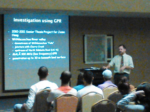 "Investigation using GPR • <a style=""font-size:0.8em;"" href=""http://www.flickr.com/photos/85839940@N03/10671392774/"" target=""_blank"">View on Flickr</a>"