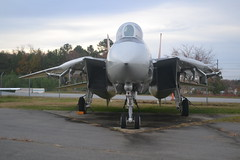 F-14_WholeAircraft_Front1 (AJ's Airplanes) Tags: museum river f14 air inlet pax naval patuxent tomcat grumman paxriver patuxentrivernavalairmuseum patuxentrivernas paxrivernavalairmuseum paxrivernas prnam paxriverairmuseum patuxentriverairmuseum