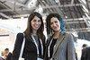 """Two happy visitors at the exhibition hall   <a style=""""font-size:0.8em;"""" href=""""http://www.flickr.com/photos/38174696@N07/10962791623/sizes/o/"""" target=""""_blank"""" class=""""download"""">Download high-res</a>"""