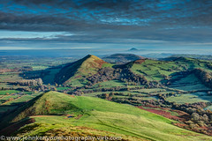 Twin Peaks (johnkenyonphotography@gmail.com) Tags: landscape photography shropshire lawley longmynd churchstretton caercaradoc