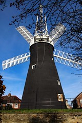 Holgate Windmill, November 2013 (1)