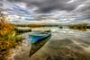 Golmarmara, Manisa (Nejdet Duzen) Tags: trip travel reflection turkey boat cloudy türkiye sandal göl yansıma turkei seyahat manisa bulutlu gölmarmara golmarmaralake