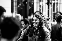 Happy Bubbles (Abdulaziz Ceylan) Tags: life street new city travel people urban bw white black cool nikon super best sharp uncool fx candit cool2 cool5 cool3 cool6 cool4 cool1 abigfave cool9 d700 cool7 uncool2 cool8 uncool8 uncool3 uncool4 uncool5 uncool6 uncool7 uncool9 uncool1
