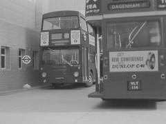 Romford (North St) bus garage (kingsway john) Tags: efe sunstar 124 dms rm routemaster fleetline daimle london transport bus garage model scale londontransportmodel diorama 176 oo gauge miniature
