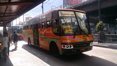 Everlasting Transport, Corp. 99960 (PBF JuanMigz) Tags: nissan diesel engine sm front sr fairview alabang exfoh cpb87n fe6b txp299