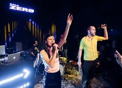 Delaf y Las Flores Azules (Luis Prez Contreras) Tags: las music flores pen concert y live concierto olympus sala zero tarragona omd azules delaf em5 epl5