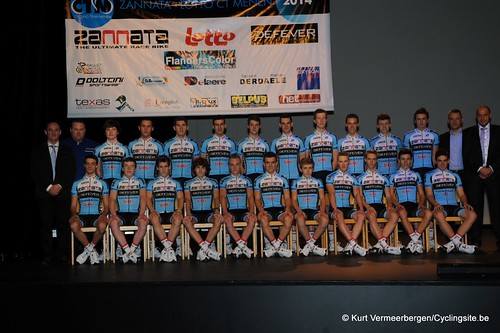 Zannata Lotto Cycling Team Menen (6)