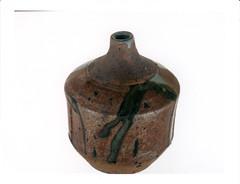 Vase (deardorff810) Tags: white film studio ceramic background vase instant 4x5 tabletop fp100c
