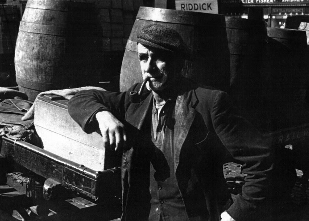 Kevin Carter, High Street 1951