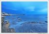 Seda (© Marco Antonio Soler ) Tags: las sunset sea españa seascape beach clouds landscape atardecer mar spain cabo nikon mediterranean mediterraneo 14 playa iso alicante nubes jpg atardeceres seta seda hdr rocas 2014 huertas alacant d80 blinkagain