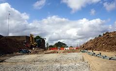 New Civic Centre site (sandraarrell) Tags: bluemountains nsw february 2014 springwood sandraarrell
