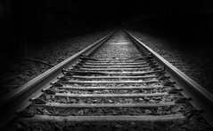 Track (Yvette-) Tags: bispham tramtrack nikond5100
