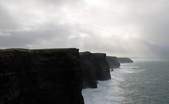 The day we stood on the edge (The First Incident) Tags: ireland nature digital landscape cliffs fujifilm moher x20