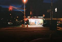 (Lucas Henry Ezekiel Anderson) Tags: nyc newyorkcity friends newyork color love film brooklyn night 35mm dark photography cool photographers ishootfilm contax contaxg2 filmphotography kodakportra400 kodakportra filmsnotdead newyorkpunk believeinfilm photographersontumblr lucashenryezekielanderson