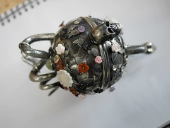 Fashion:Victim - In Memoriam ALMcQ - WIP  - 143 (the justified sinner) Tags: flower green coral fruit foundry silver skull carved leaf rust iron jasper snake steel pomegranate jewelry carving panasonic jewellery engraving bracelet wax bangle amethyst 20mm cuff ruby mali quartz magnet corrosion onyx engraved zircon inmemoriam mcqueen sapphire garnet peridot gemstone carnelian corundum f17 carradale beforethefall spinel mikehirst rareearth tsavorite prasiolite gx7 justifiedsinner caroldocherty innessthomson