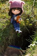 Mai-lin and the fox's burrow