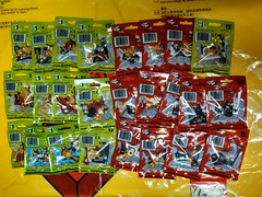Brick Warrior wave 1 & 2 haul (ACPin) Tags: toys lego acpin brickwarrior