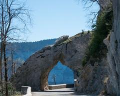 Rock Arch (fenlandsnapper) Tags: 15fav vercors gastrobiking canonpowershots100