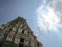Virupaksha (SANAND K) Tags: s6tour hampi karnataka virupakshatemple vijayanagara gopuram incredibleindia india sanandkarun sanandkarunakaran