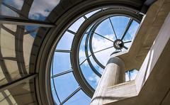 Deutsches Historisches Museum (thewhitewolf72) Tags: berlin deutscheshistorischesmuseum ieohmingpei spirale schnecke treppe himmel anbau erweiterungsbau dhm museum mitte zeughaus geschichte