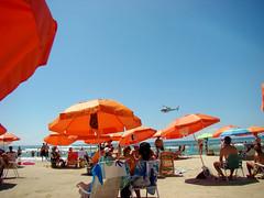 Praia (Gijlmar) Tags: brasil brazil brasilien brésil brasile brazilië riograndedosul américadosul américadelsur southamerica amériquedusud praia beach playa helicóptero xangrilá
