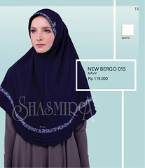 New Arrival!!!  CHARMER OBSERFASHION ☝Hijab Collections Limited Stock  NEW BERGO 015 Material : Spandex Sutra Colour    : Navy. White Price       : IDR 119k  Be Smart... Be Attractive... Be Trendy... and... Be Beauty... With ShasmiraHaznaPalembang    ☎Co (firaya_azzahra) Tags: gamis busanamuslim shawl shasmirapalembang newcatalogue kerudungsyari veil newcollections shasmira bajumuslim hijab tunik vest jilbabpraktis jilbab kerudungpraktis kerudung hijabers longdres trendywear moslemwear newproduct tudung dress newarrival jilbabspandex