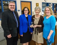 United Way Honors Judy Goodchild