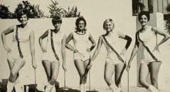 Majorettes (~ Lone Wadi ~) Tags: majorettes uniforms booths portrait retro 1960s