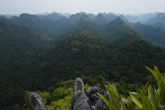 Cat-Ba National Park, Vietnam (Amit-M) Tags: cat ba national park vietnam green landscape trees pov