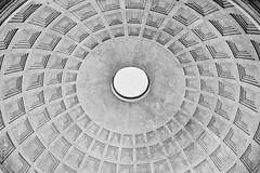 Coupole du Panthéon - Rome
