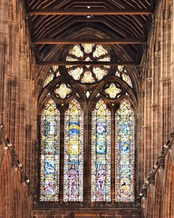 Glasgow cathedral (Harry McGregor) Tags: glass stainedglasswindows glasgowcathedral nikon d3300 harrymcgregor 26 january 2017 church worship religion catholic protestant christian
