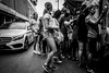 Street Fashion | Bangkok 2016 (Johnragai-Moment Catcher) Tags: people photography streetfashion minishorts blackwhite blackandwhite bangkokstreet johnragai johnragaiphotos johnragaistreet johnragaibw momentcatcher monocrome travelstreet
