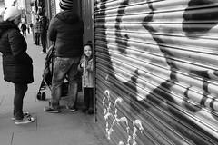 Toblerone (Peadarmac) Tags: fuji23mm fujixt2 fuji dublin ireland monochrome bw urban street streetphotography